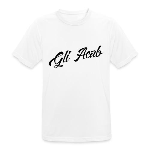 Gli Acab 2017 - Maglietta da uomo traspirante