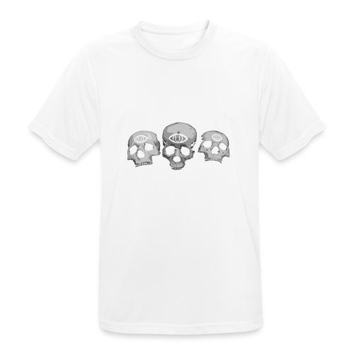 cráneo - Men's Breathable T-Shirt