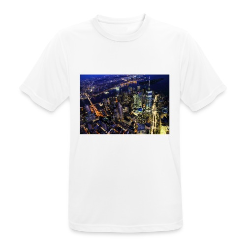 New york - T-shirt respirant Homme