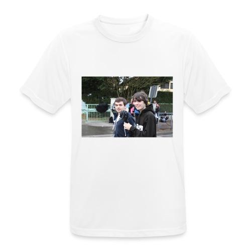 lévré - Men's Breathable T-Shirt