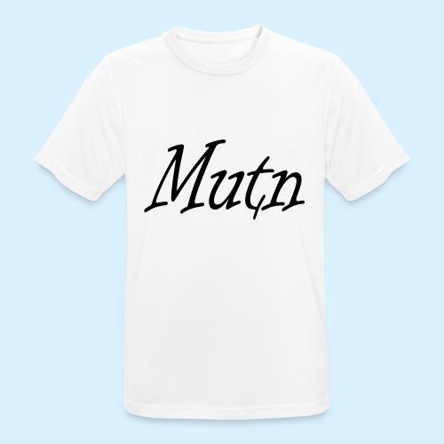 ontwerp2mutn - Mannen T-shirt ademend actief