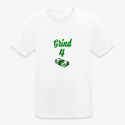 Grind4Money - Men's Breathable T-Shirt