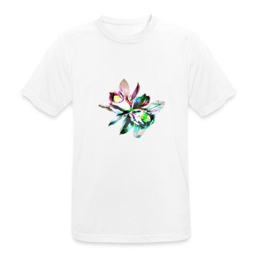 Flowers - T-shirt respirant Homme