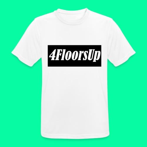 New Logo - Men's Breathable T-Shirt