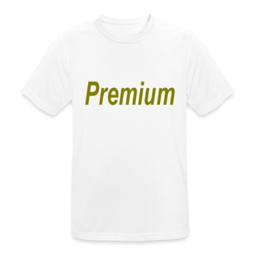 Premium - Men's Breathable T-Shirt