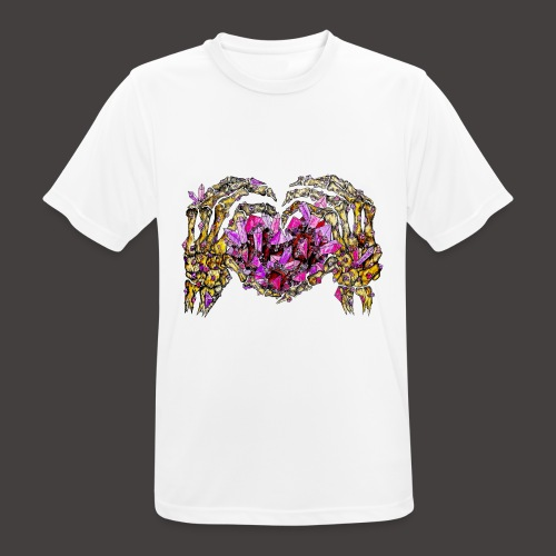 L amour Cristallin Creepy - T-shirt respirant Homme