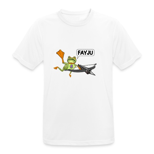 Amazing Frog Crossbow - Men's Breathable T-Shirt