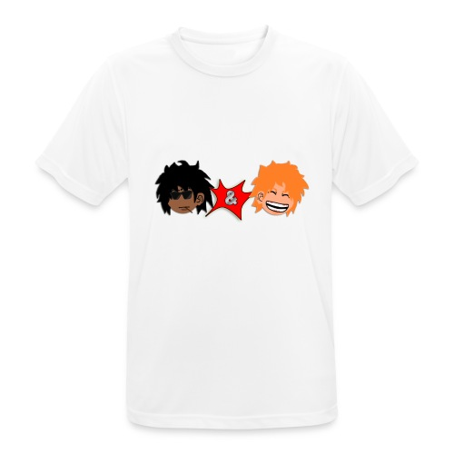 T-shirt F&Y - T-shirt respirant Homme