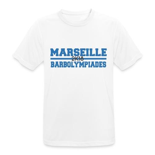b2k18 - T-shirt respirant Homme