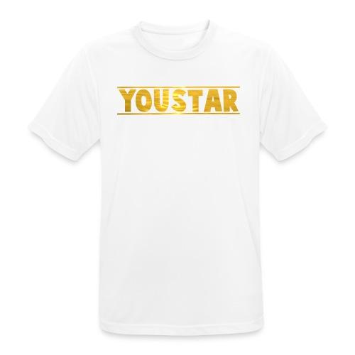 Golden Youstar Merch - Men's Breathable T-Shirt