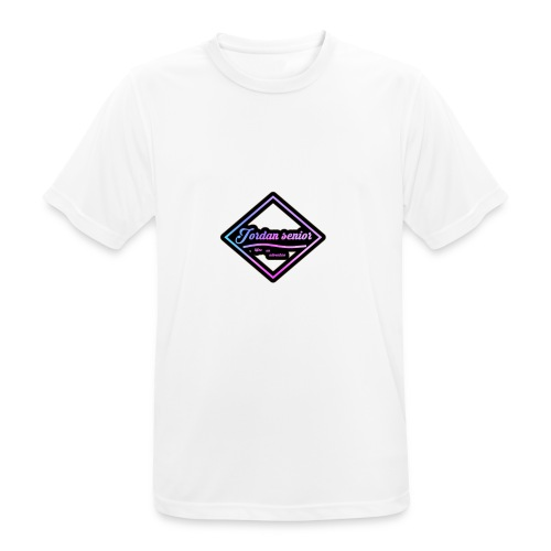 jordan sennior logo - Men's Breathable T-Shirt