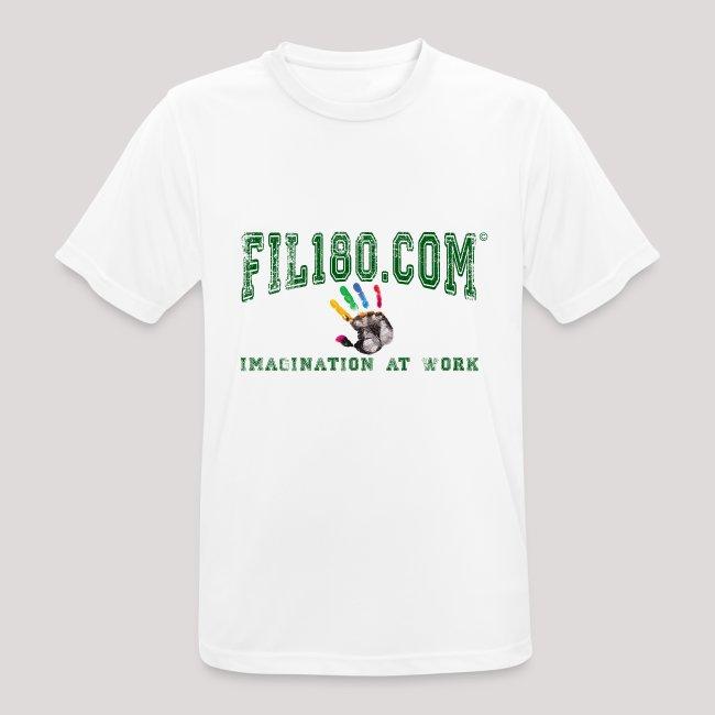 FIL180 HOODY GREEN