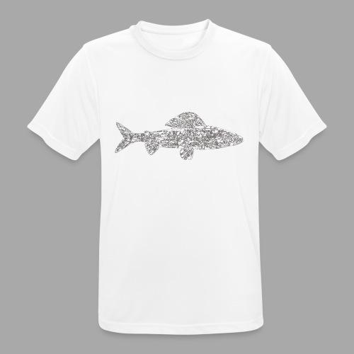 grayling - miesten tekninen t-paita