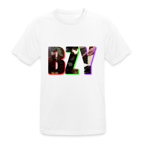 BZY - OFICJALNY PROJEKT - Koszulka męska oddychająca
