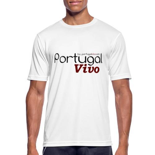 Portugal Vivo - T-shirt respirant Homme