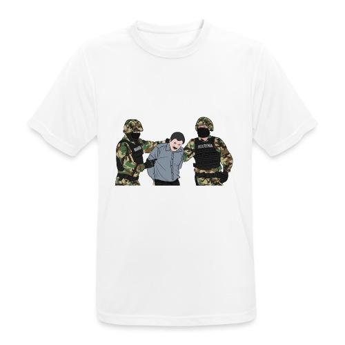 EL CHAPO - Männer T-Shirt atmungsaktiv