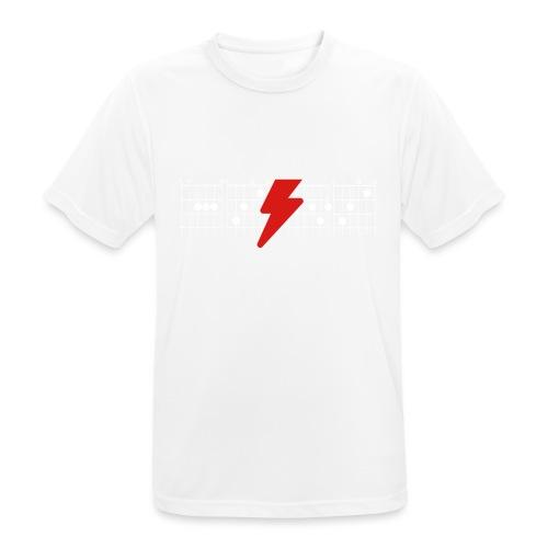 Rock Guitar Shirt - Men's Breathable T-Shirt