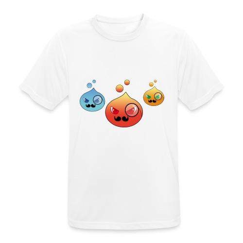 Outlezz - Gentlemen Slime - Männer T-Shirt atmungsaktiv