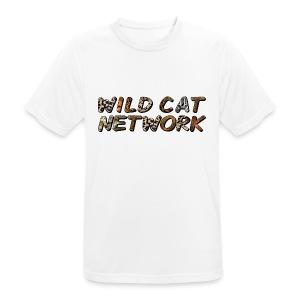 WildCatNetwork 1 - Männer T-Shirt atmungsaktiv