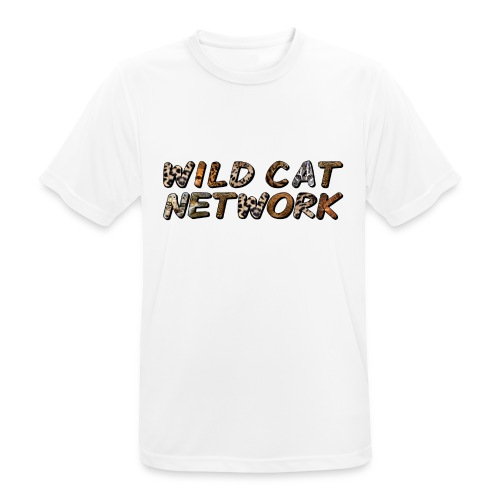 WildCatNetwork 1 - Men's Breathable T-Shirt