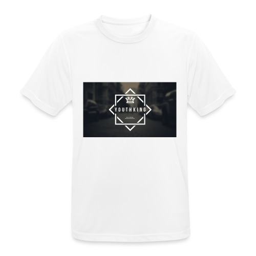 Youth King logo - Men's Breathable T-Shirt