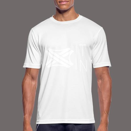 Tregion logo Small - Men's Breathable T-Shirt