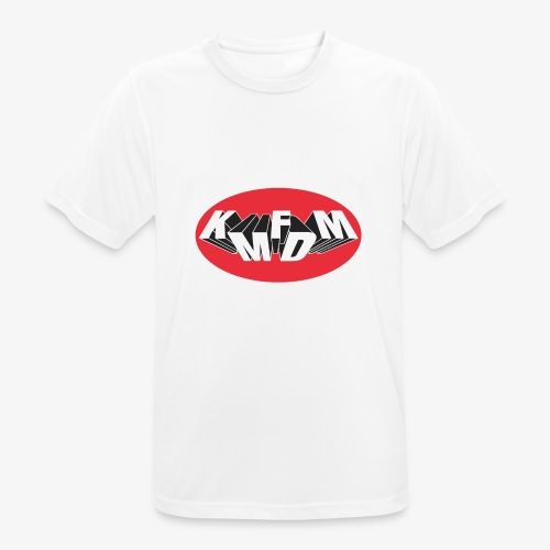 Eric Harris KMFDM - Men's Breathable T-Shirt