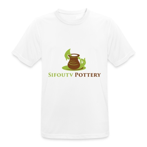 Sifoutv Pottery - Men's Breathable T-Shirt