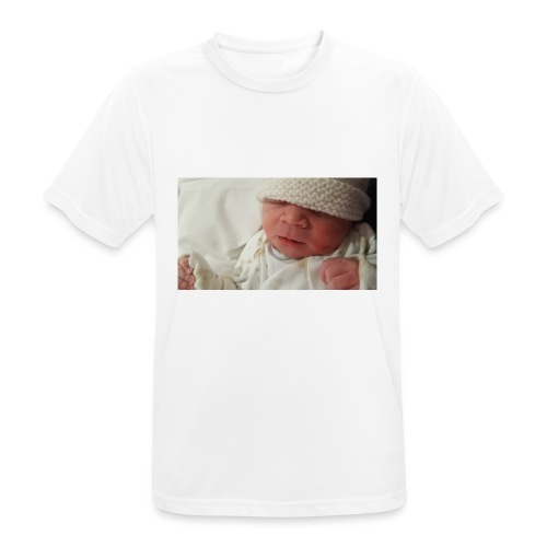 baby brother - Men's Breathable T-Shirt