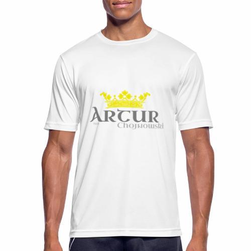 King A Store - Koszulka męska oddychająca