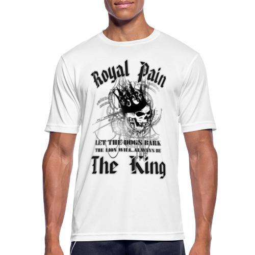 King - Männer T-Shirt atmungsaktiv