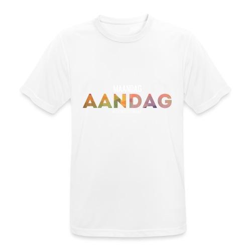 AANdag - Mannen T-shirt ademend actief