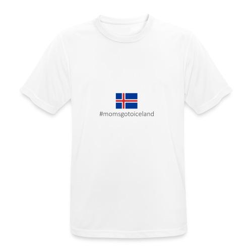 Iceland - Men's Breathable T-Shirt