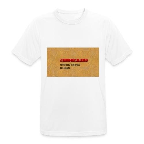 Tee Design - Men's Breathable T-Shirt