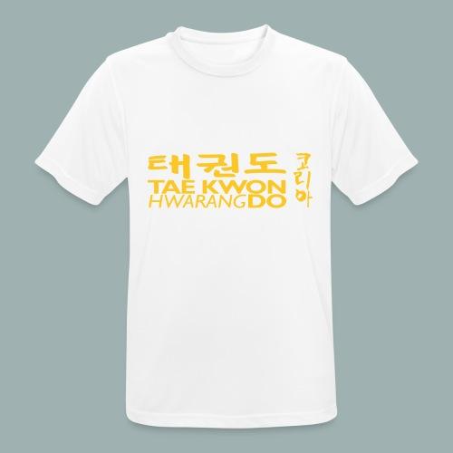 Hwarang Enfant - T-shirt respirant Homme
