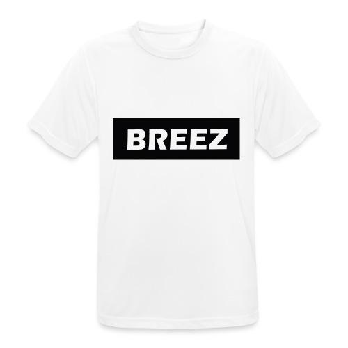 Breez Identity II - Herre T-shirt svedtransporterende