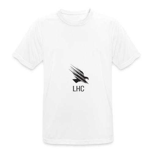 LHC Dark Logo - Men's Breathable T-Shirt