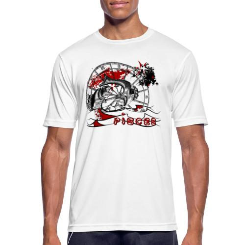 Trash polka Astro Pisces - T-shirt respirant Homme
