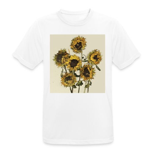Sunflowers - Men's Breathable T-Shirt