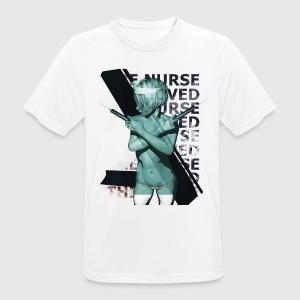 The Nurse - Men's Breathable T-Shirt
