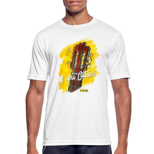 I spü Gitarr - limited edition '19 - Männer T-Shirt atmungsaktiv