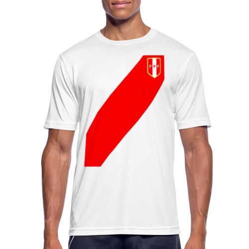 Seleccion peruana de futbol - Männer T-Shirt atmungsaktiv