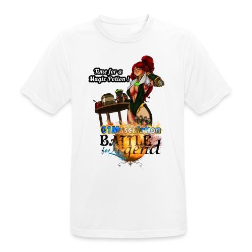 Mythrilisatrice- Battle for Legend X 01Musculation - T-shirt respirant Homme