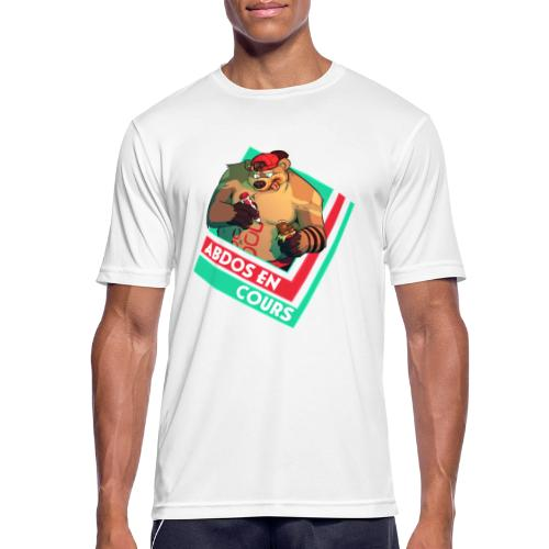 Abdos en cours - T-shirt respirant Homme