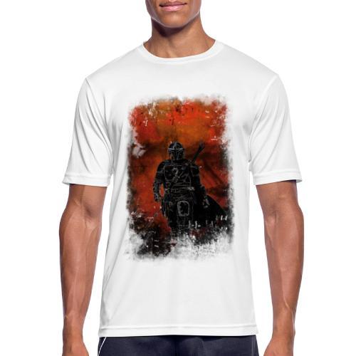 mandalorian - T-shirt respirant Homme
