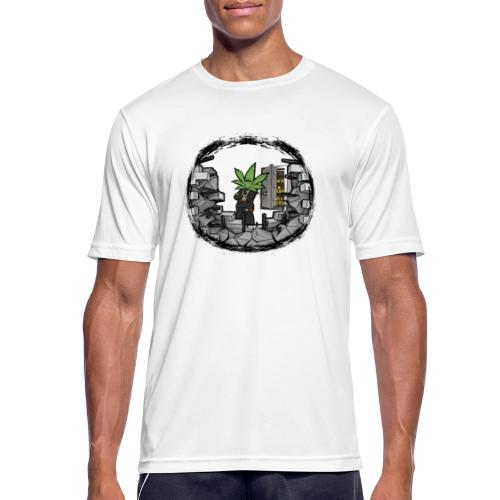 Tresor - Männer T-Shirt atmungsaktiv