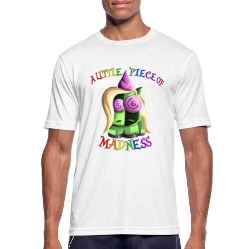 Ernst, das monotone Zweihorn - Männer T-Shirt atmungsaktiv