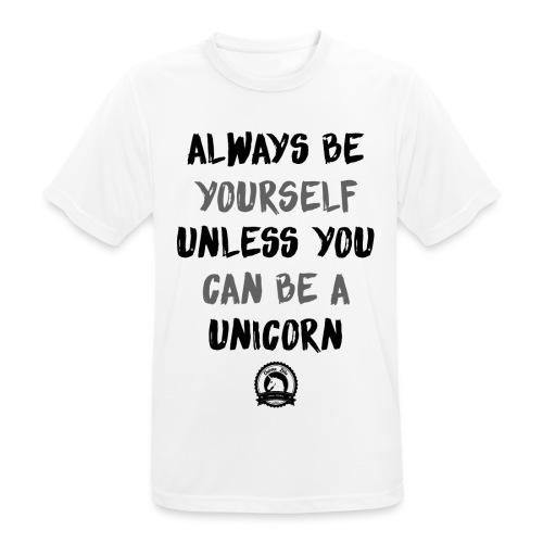 Unicorn Shirt - Männer T-Shirt atmungsaktiv