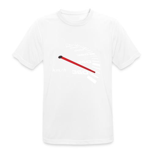 Turbo Tacho Extrem Tuning - Männer T-Shirt atmungsaktiv