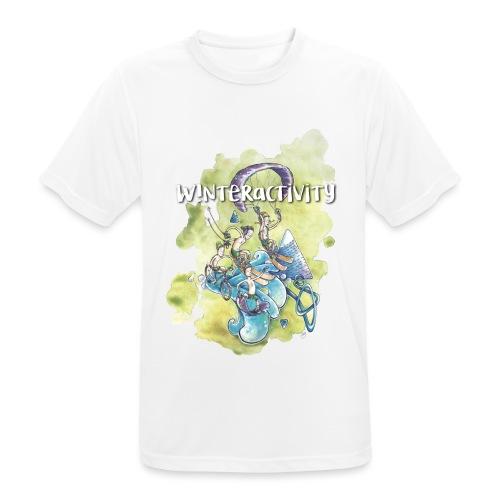 WINTERACTIVITY - T-shirt respirant Homme
